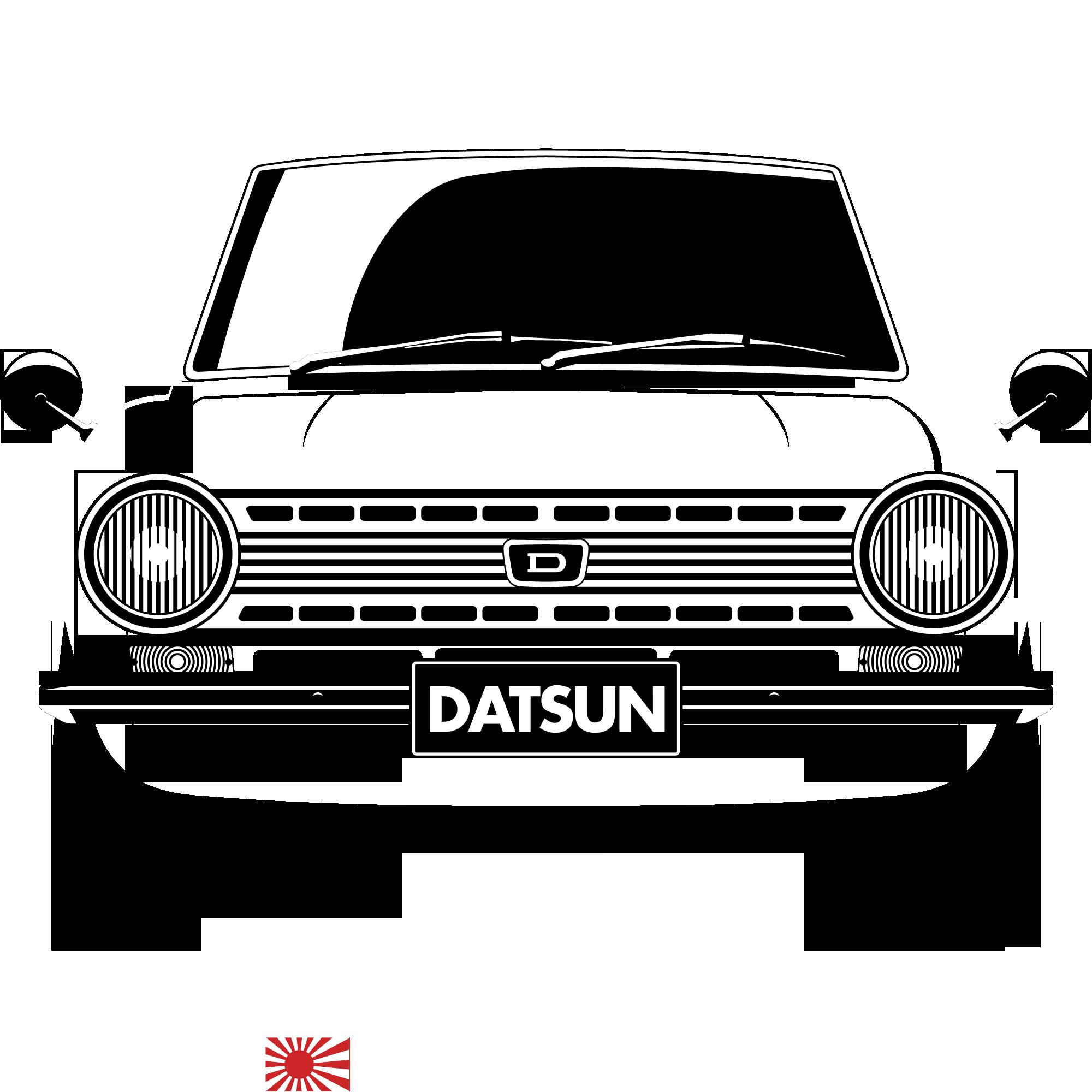 Datsun 1000 Front